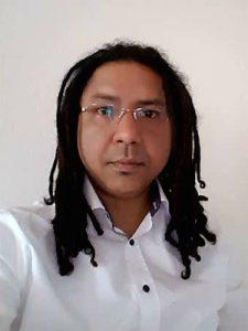 JP Sangare Portrait