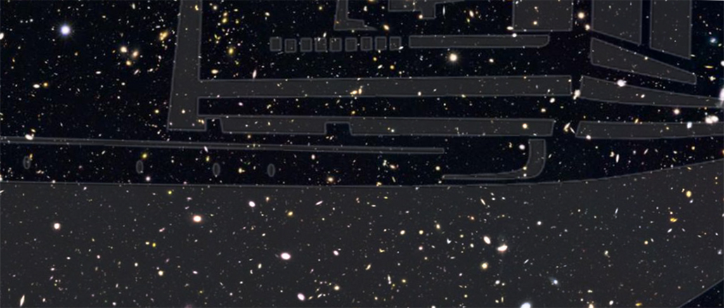 Von der Titanic und dem Digitalen Paralleluniversum