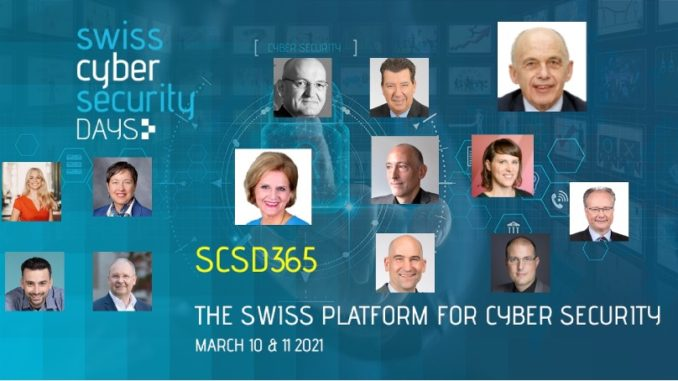 Swiss Cyber Security Days 2021