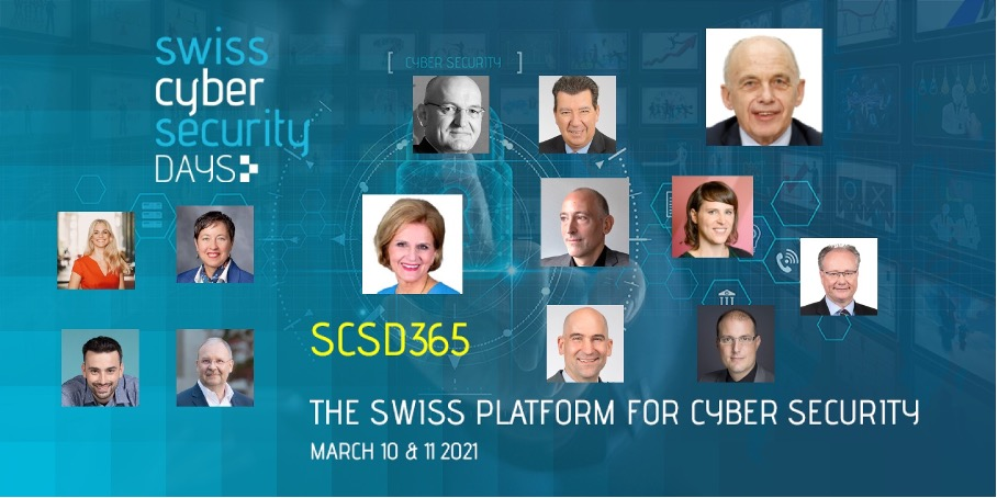 Video Journal: Swiss Cyber Security Days – SCSD 2021