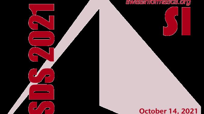 Swiss Digital Summit 2021 (SDS) Logo