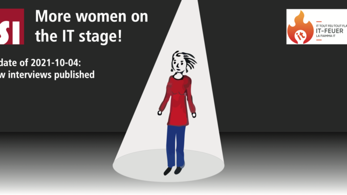 A stage for women in IT